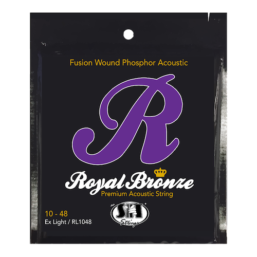 S.I.T Royal Bronze Acoustic Guitar Strings