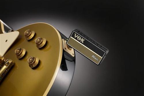 VOX Amplug2 Headphone Guitar Amplifier - Blues