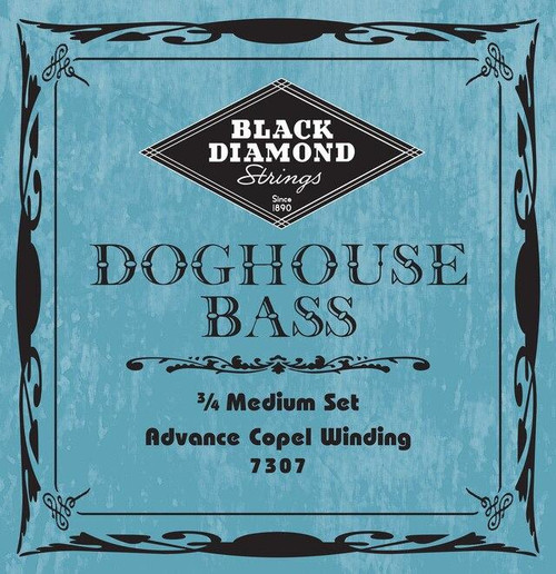 Black Diamond Doghouse Upright Acoustic Bass Strings