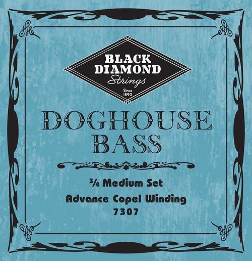 Black Diamond Doghouse Upright Acoustic Bass Strings