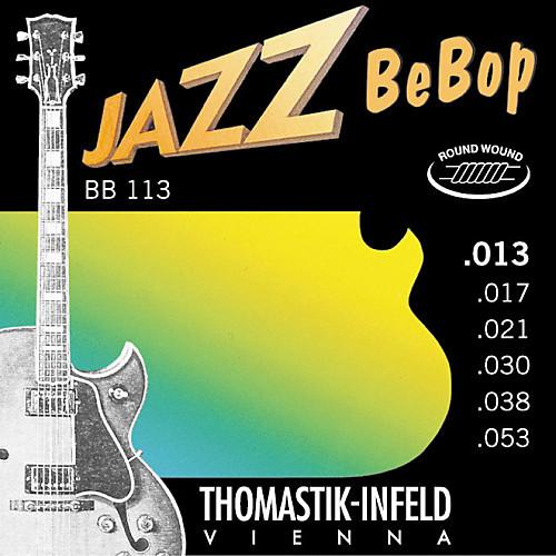 Thomastik-Infeld Jazz Bebop Electric Guitar Strings; 13-53