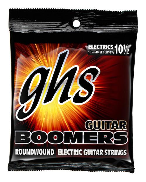 GHS Boomers Electric Guitar Strings gauges 10.5-48