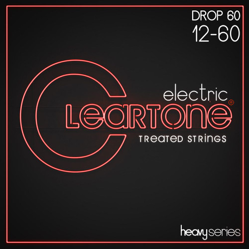 Cleartone Heavy Series Electric Guitar Strings