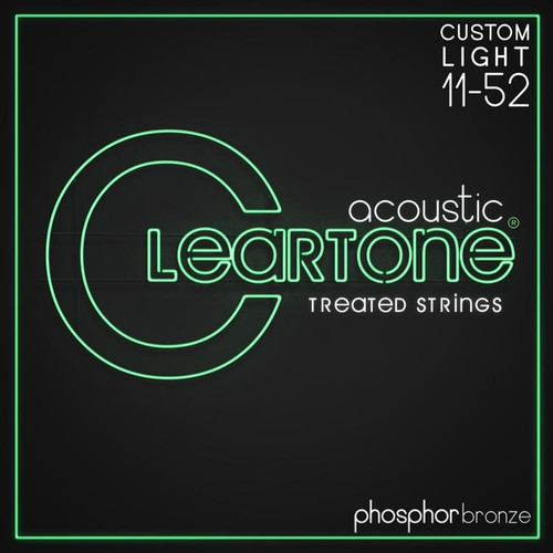 Cleartone Phosphor Bronze Acoustic Guitar Strings