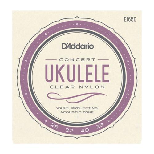 D'Addario Pro Arte Custom Extruded Nylon Concert Ukulele Strings