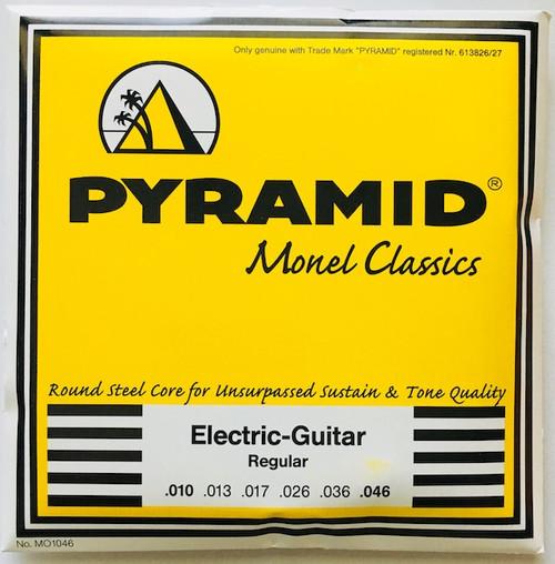 Pyramid Monel Classics Electric Guitar Strings; 10-46
