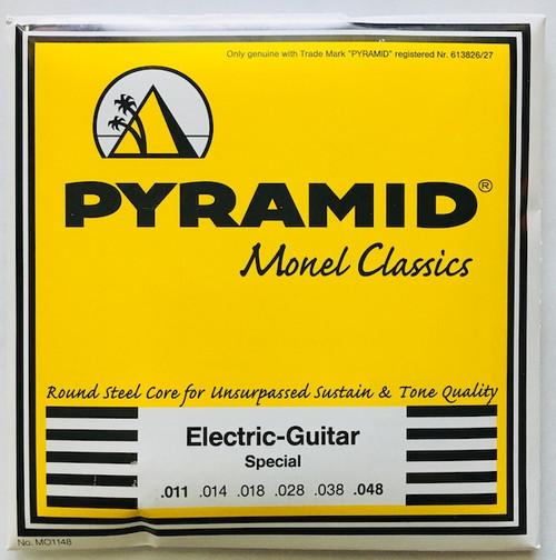 Pyramid Monel Classics Electric Guitar Strings; 11-48