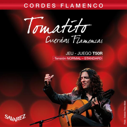 Savarez Tomatito Flamenco Guitar Strings - normal tension