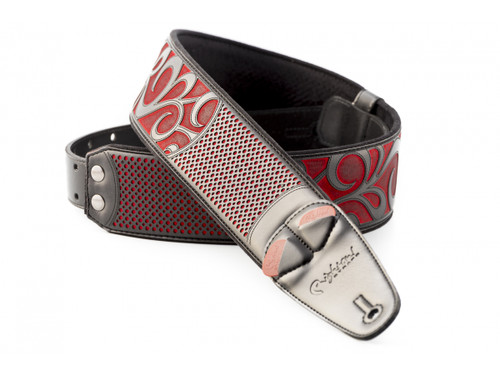 Righton! Mojo Nashville Red Guitar Strap