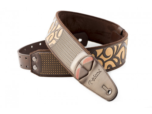 Righton! Mojo Nashville Beige Guitar Strap