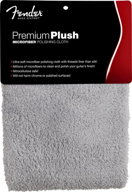 Fender® Premium Plush Microfiber Polishing Cloth