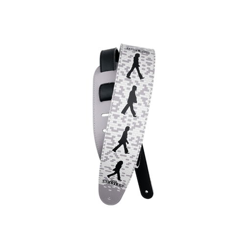 D'Addario Beatles Abby Road Guitar Strap