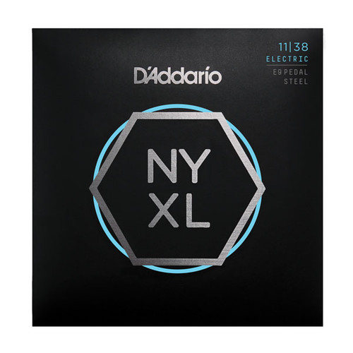 D'Addario NYXL Pedal Steel Electric Guitar Strings