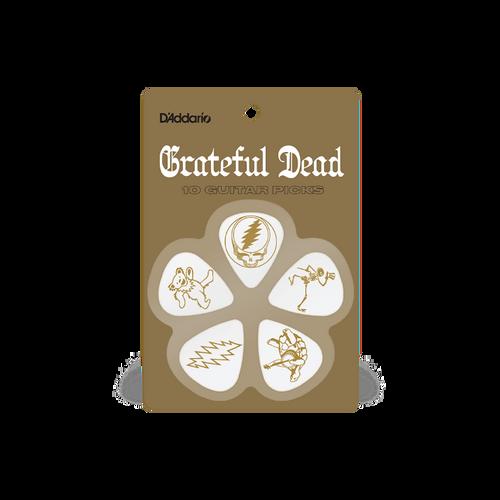 Grateful Dead Guitar Picks - 10-pack medium