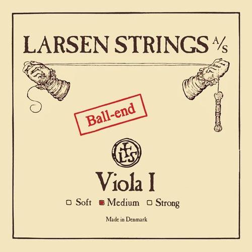 Larsen Original Viola A String; ball end
