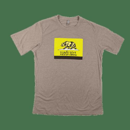 Ernie Ball CA Bear Flag T-shirt