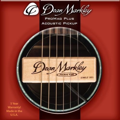 Dean Markley Acoustic Guitar Pickup Promag Plus XM