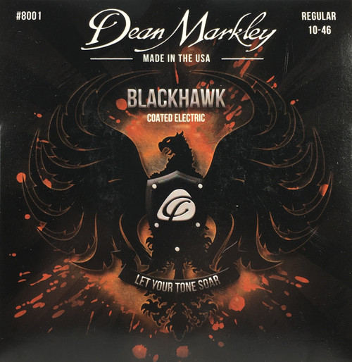 Dean Markley Blackhawk Coated Electric Guitar Strings