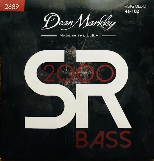 Dean Markley SR2000 Series Bass Guitar Strings