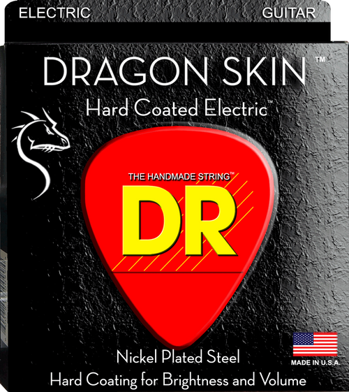 11-50 Dimebag Darrell Signature DR Strings Electric Guitar Strings Treated Nickel-Plated