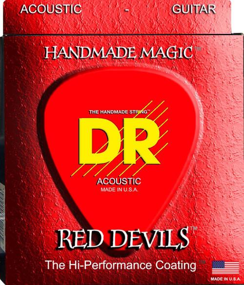 DR Red Devils Acoustic Guitar Strings