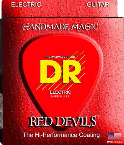 DR Red Devils Electric Guitar Strings