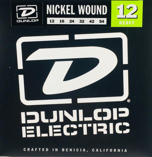 Dunlop Nickel Wound Electric Guitar Strings