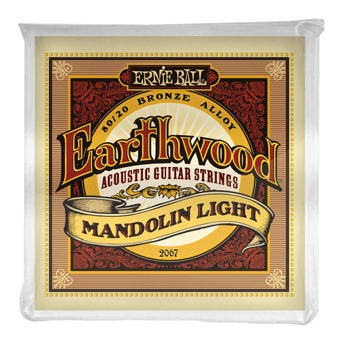 Ernie Ball Earthwood 80/20 Bronze Acoustic Mandolin strings