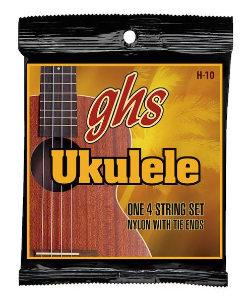 GHS Hawaiin Ukulele Strings H10