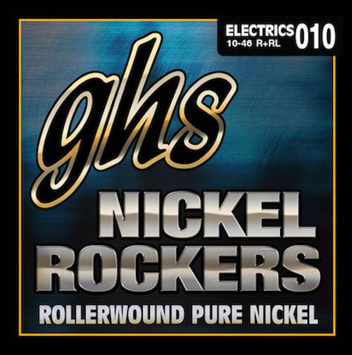 GHS Nickel Rockers Electric Guitar Strings
