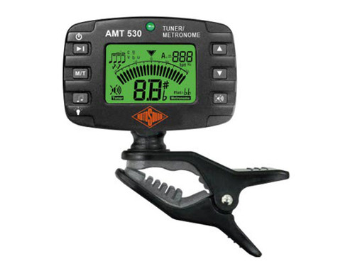 Rotosound AMT530 Clip-on Chromatic Tuner & Metronome