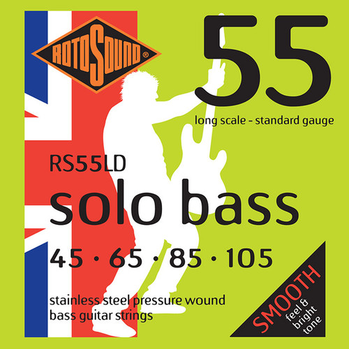 Rotosound Solo Bass Guitar Strings (select gauges)