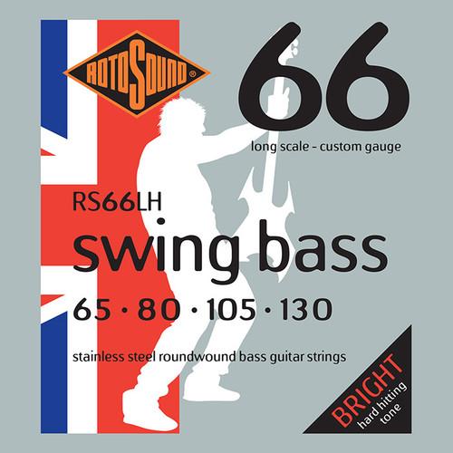 Rotosound Swing Bass 66 Drop Zone Bass Guitar Strings