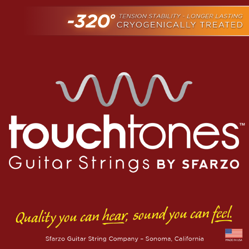 Sfarzo Touchtones Acoustic Guitar Strings