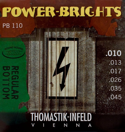 Thomastik-Infeld Power-Brights Electric Guitar Strings
