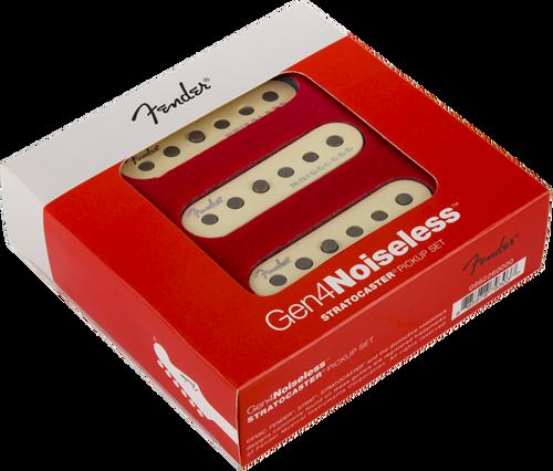 Fender Gen4 Noiseless Stratocaster pickups - set of 3