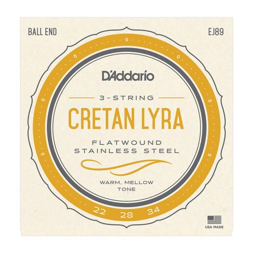 D'Addario EJ89 Cretan Lyra Strings