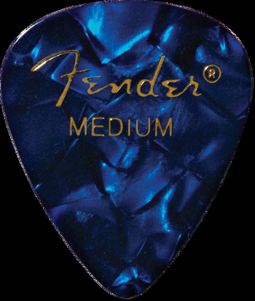 Fender Premium Celluloid Picks - medium (12-pack)