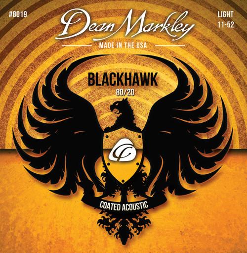 Dean Markley Blackhawk Coated 80/20 Acoustic Guitar Strings