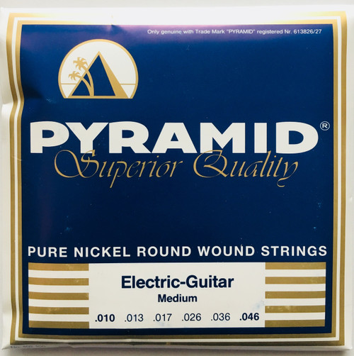 Pyramid Pure Nickel Electric Guitar Strings