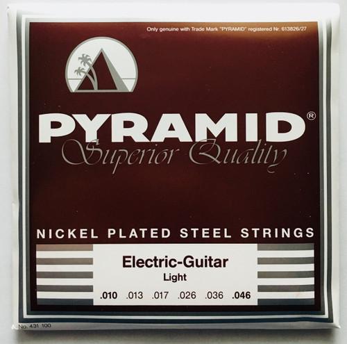 Pyramid Nickel-Plated Steel Electric Guitar Strings