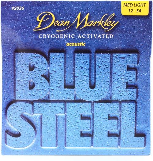 Dean Markley Blue Steel Acoustic Guitar Stings