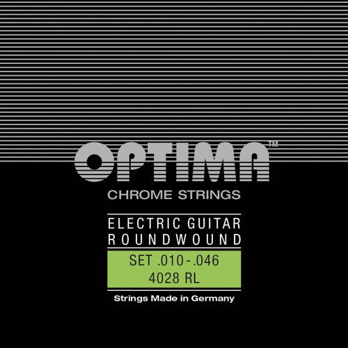 Optima Chrome Electric Guitar Strings