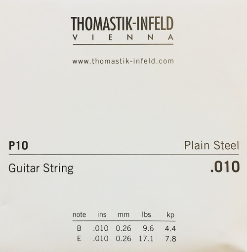 Thomastik-Infeld Plain Steel Single Strings