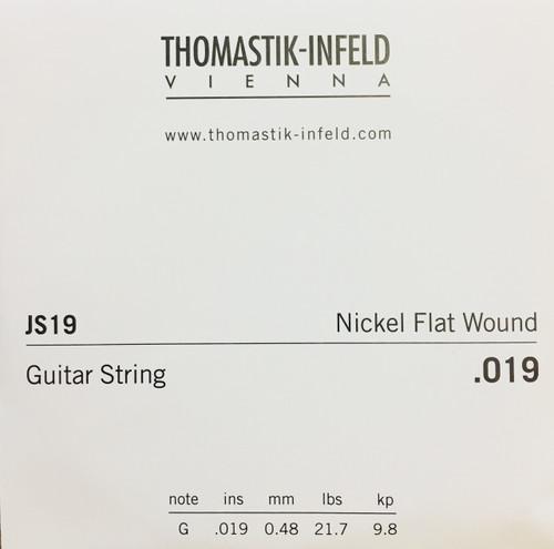 Thomastik-Infeld Nickel Flat Wound Single Strings
