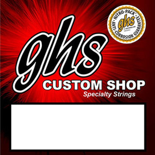 GHS Plain Steel Single Strings