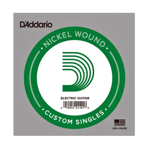 D'Addario XL Nickel Wound Single Strings