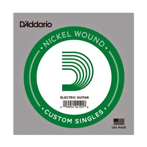 D'Addario XL Nickel Wound Single Strings