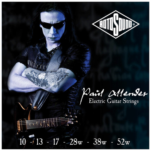 Rotosound Paul Allender Signature Electric Guitar Strings 10-52