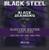 Black Diamond Black Coated Nickel Plated Electric Strings